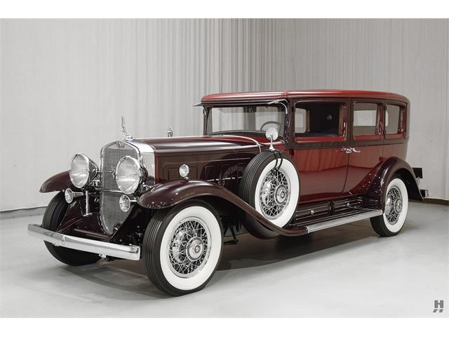 1930 Cadillac V16 Model 4375S | 957000