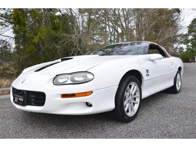 2001 Chevrolet Camaro SS | 957003