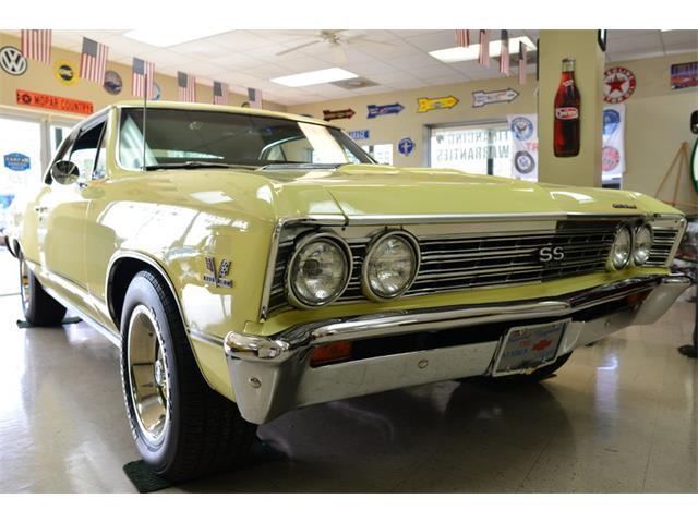1967 Chevrolet Chevelle SS | 957005