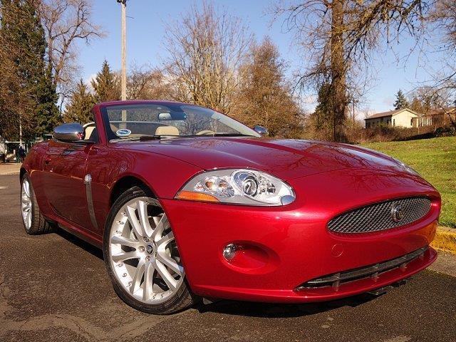 2008 Jaguar Convertible XK | 957007