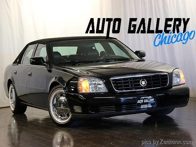 2000 Cadillac DeVille | 957013