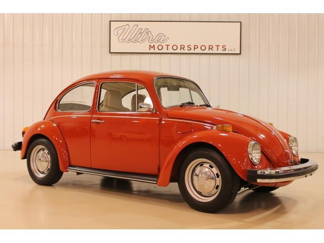 1975 Volkswagen Beetle   957015