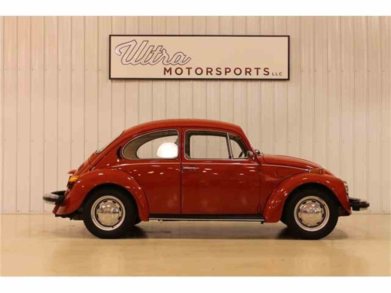 1975 volkswagen beetle for sale cc 957015. Black Bedroom Furniture Sets. Home Design Ideas