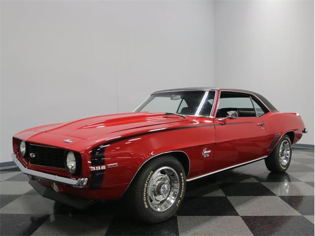 1969 Chevrolet Camaro SS | 957019