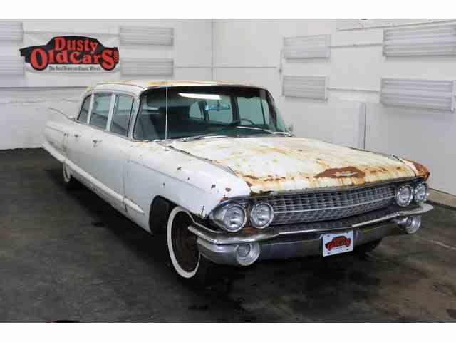 1961 Cadillac Fleetwood | 957026