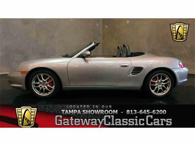 2003 Porsche Boxster | 950703