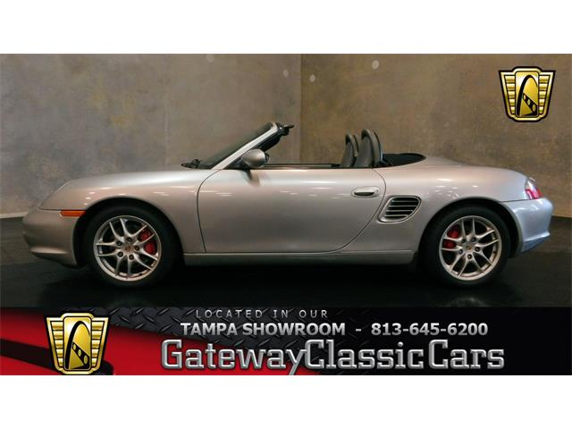2003 Porsche Boxster   950703
