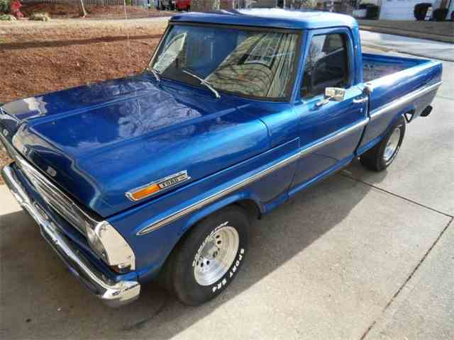 1969 Ford F100 | 957034