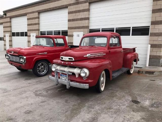 1952 Ford F1 | 957035