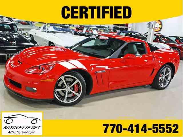 2013 Chevrolet Corvette | 957040