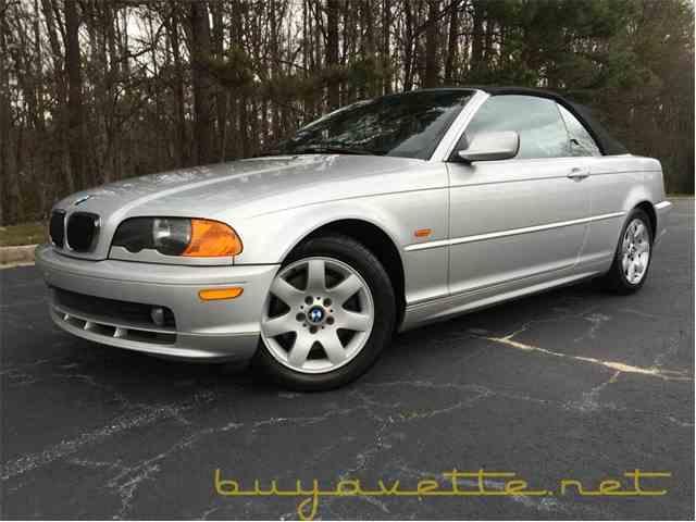2001 BMW 3 Series | 957042