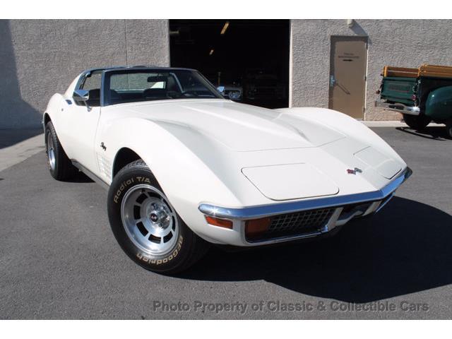1972 Chevrolet Corvette | 957045