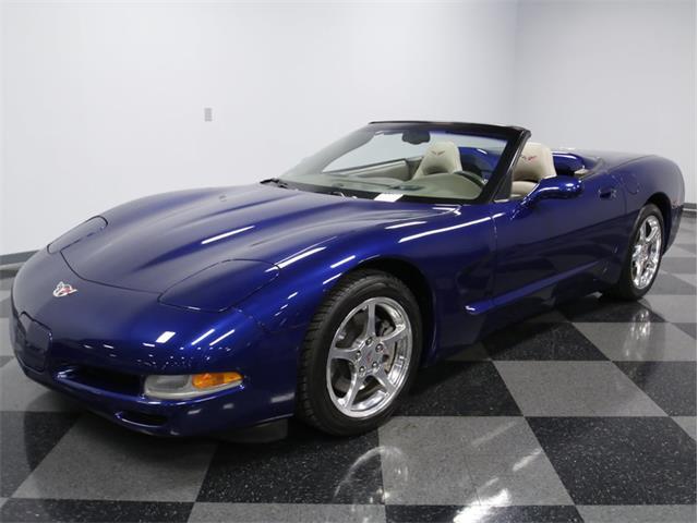 2004 Chevrolet Corvette Commemorative Edition | 957048