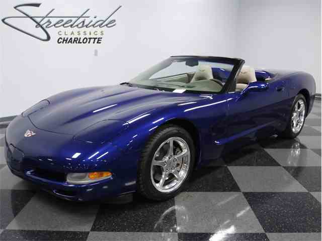 2004 chevrolet corvette for sale on 33 available page 2. Black Bedroom Furniture Sets. Home Design Ideas