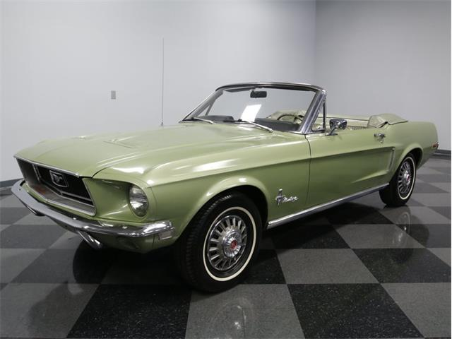 1968 Ford Mustang | 957050