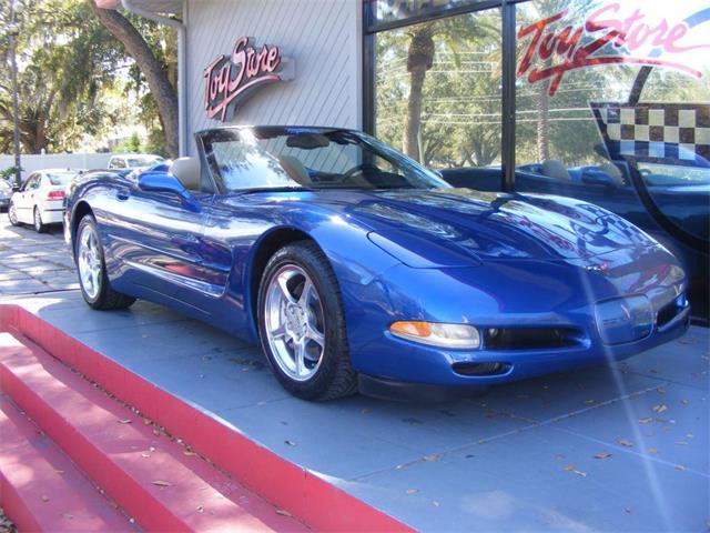 2002 Chevrolet Corvette | 957051