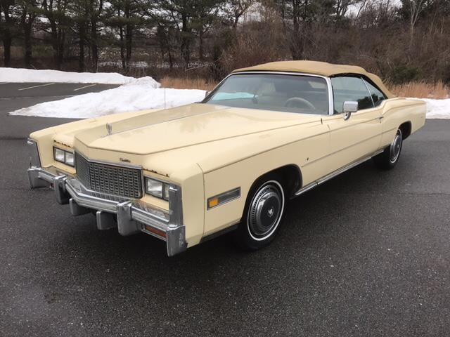 1976 Cadillac Eldorado | 957055
