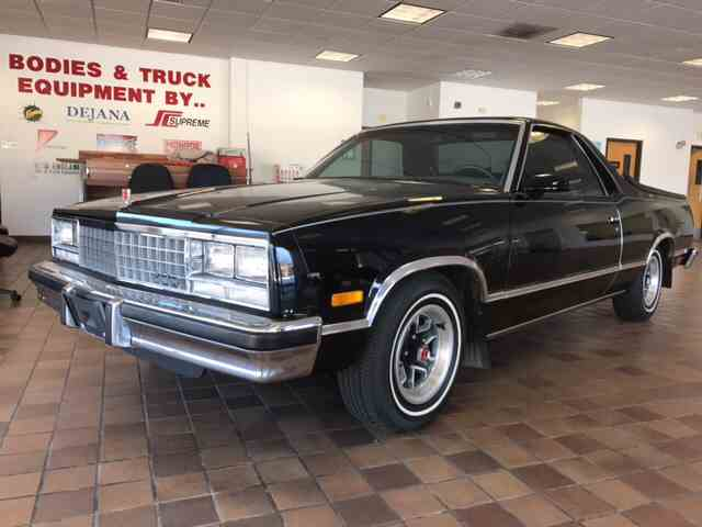 1986 GMC Caballero | 957056