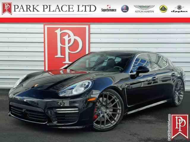 2014 Porsche Panamera | 957058