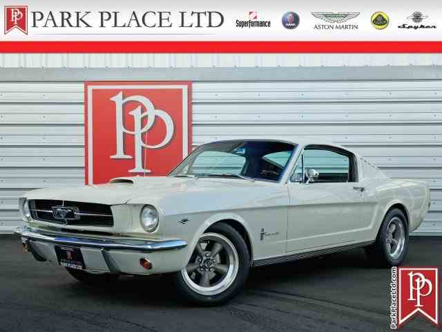 1965 Ford Mustang | 957059