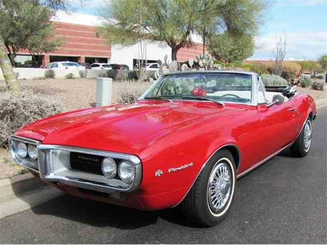 1967 Pontiac Firebird | 957066
