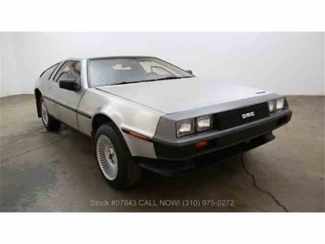1982 DeLorean DMC-12 | 957075