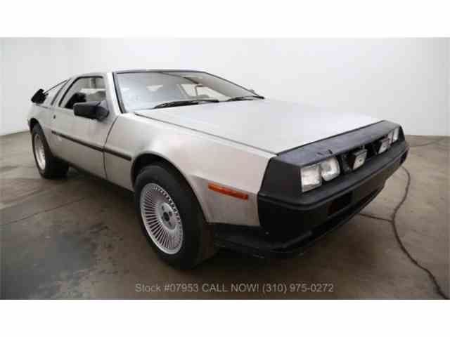 1981 DeLorean DMC-12 | 957079