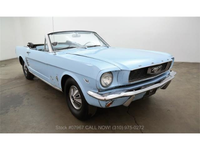 1966 Ford Mustang | 957080