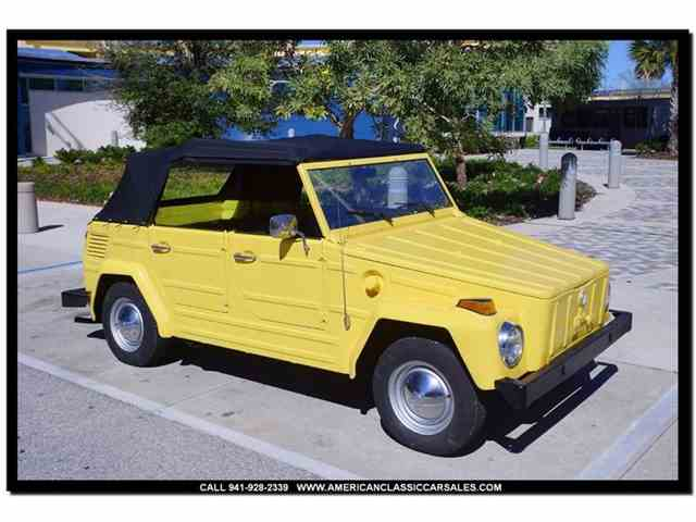 1973 Volkswagen Thing | 957089