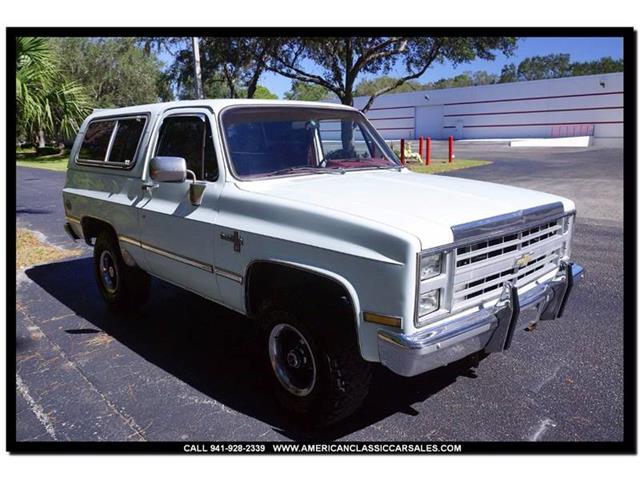 1986 Chevrolet Blazer | 957090