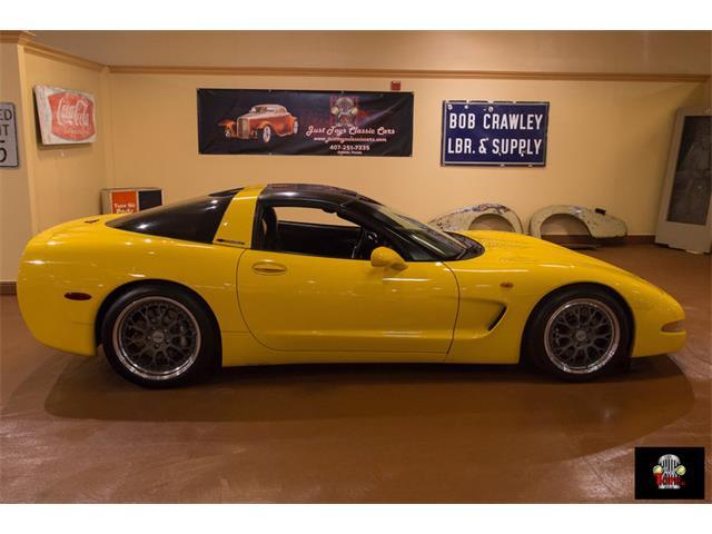 2000 Chevrolet Corvette | 957092