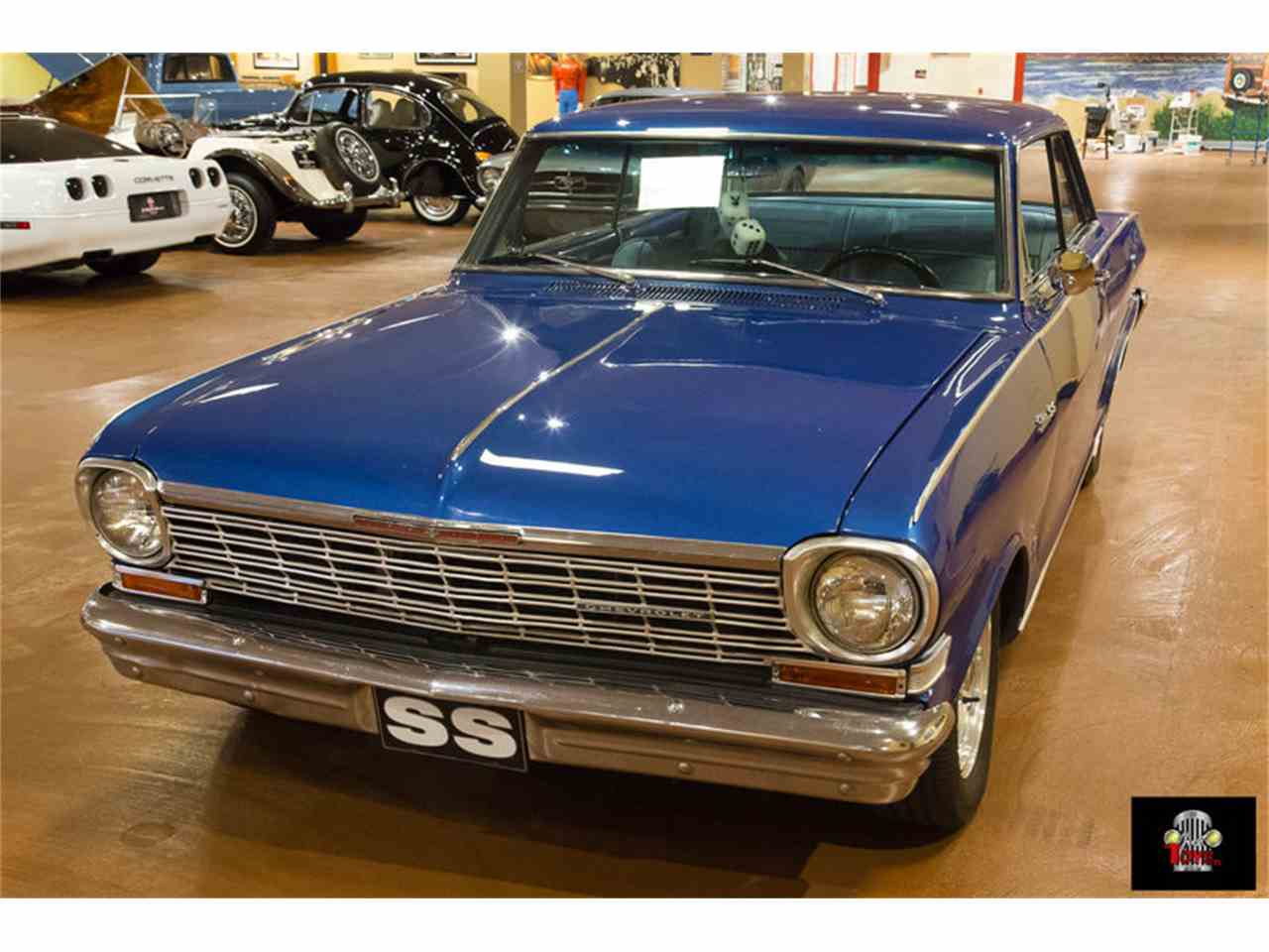 Large Picture of '64 Chevy II - KIHX
