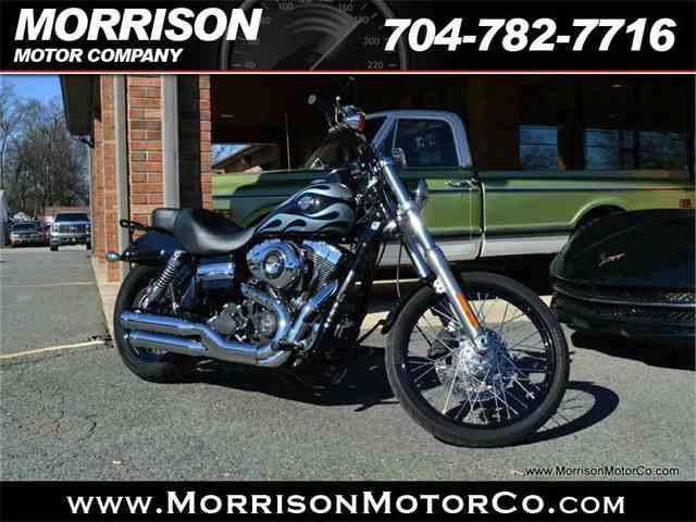 2013 Harley-Davidson FXDWG Wide Glide | 957096