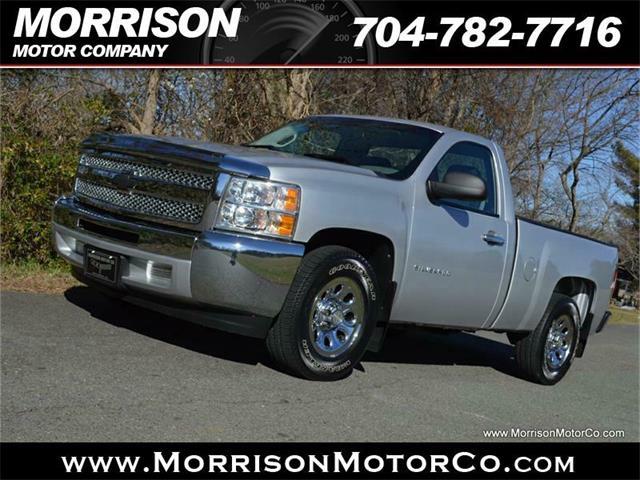 2012 Chevrolet Silverado | 957098
