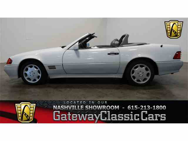 1992 Mercedes-Benz 500SL | 950710