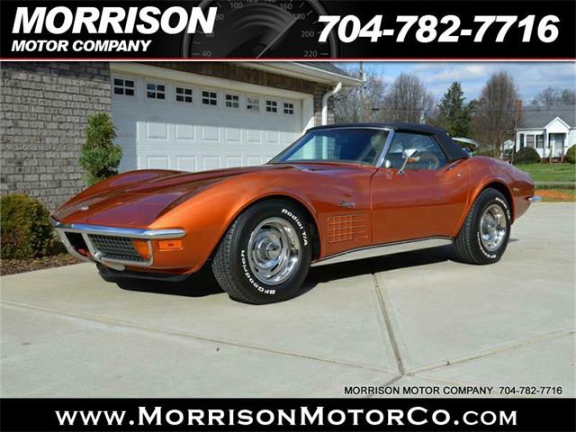 1972 Chevrolet Corvette | 957100