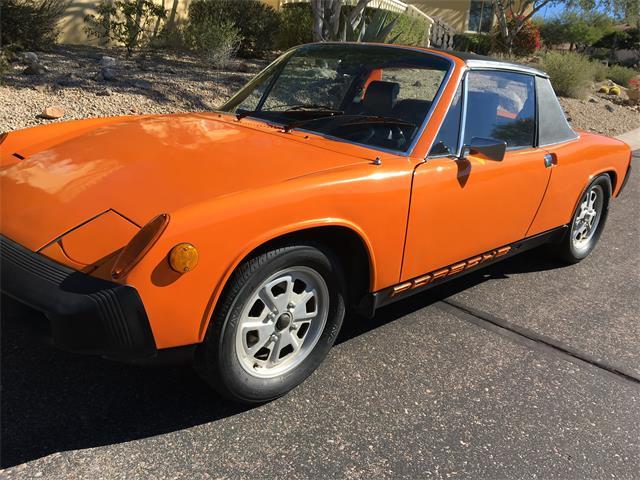 1975 Porsche 914 | 957108