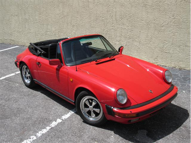 1984 Porsche 911 Carrera | 957118