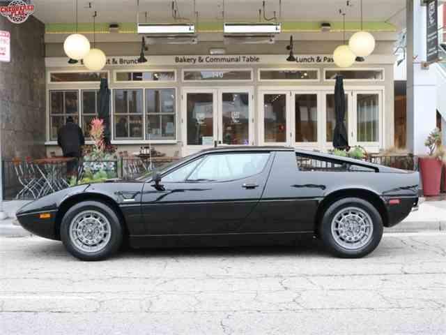 1974 Maserati Merak SS | 957121
