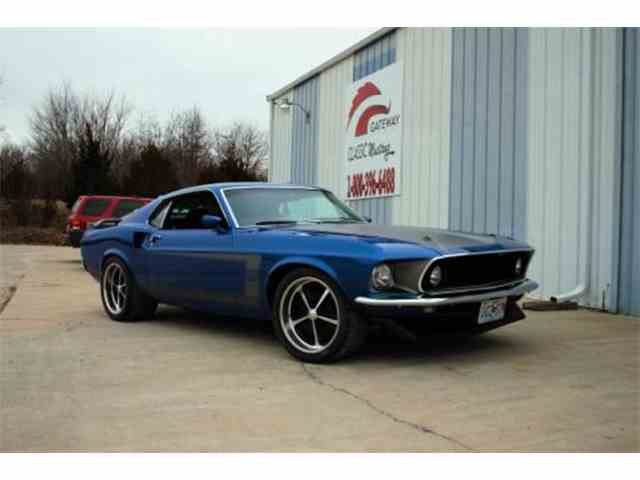 1969 Ford Mustang Mach 1 | 957123