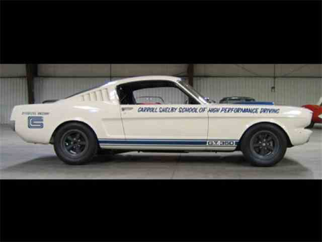 1965 Ford Mustang GT350 | 957128