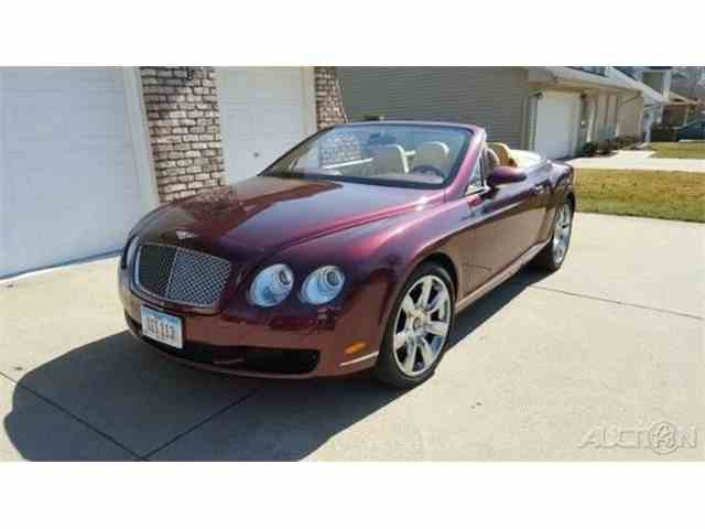 2007 Bentley Continental GTC | 957131
