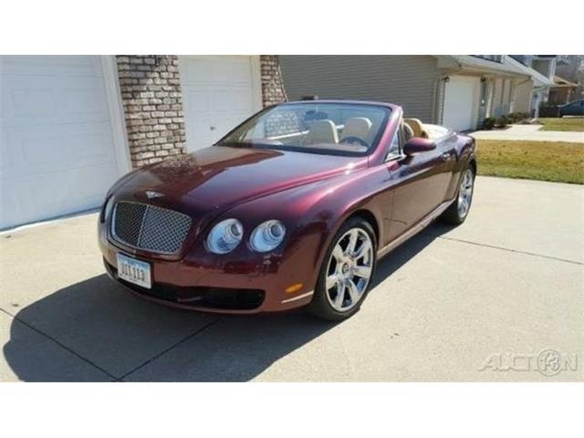 2007 Bentley Continental GTC | 957131