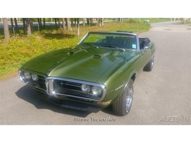1968 Pontiac Firebird | 957133