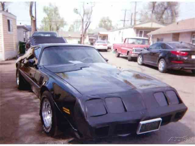 1980 Pontiac Firebird Trans Am | 957141