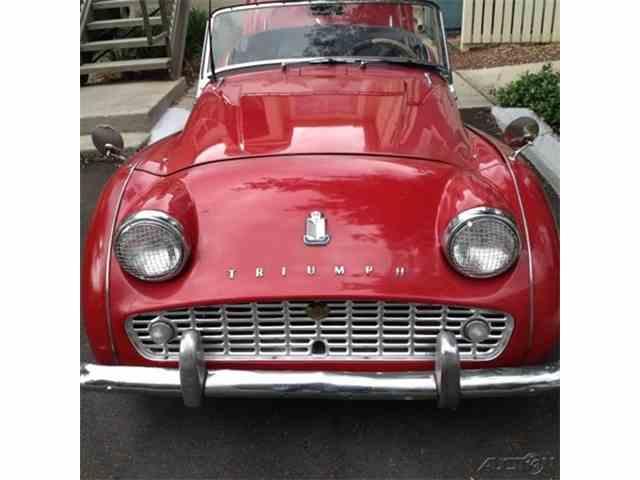1962 Triumph TR3B | 957145