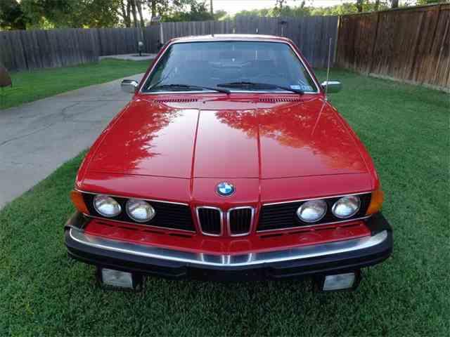 1982 BMW 633csi   957147