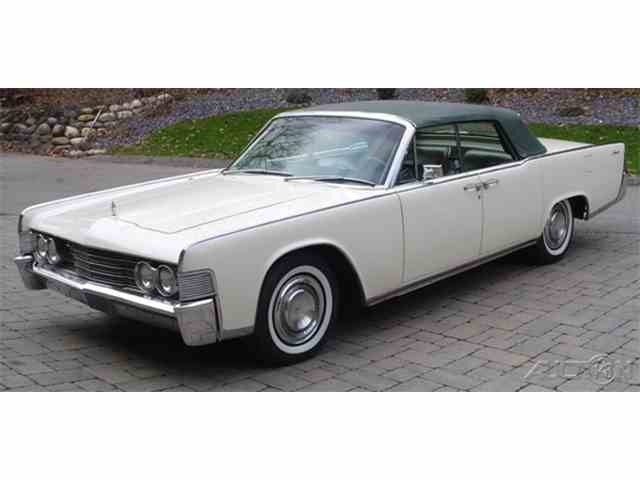 1965 Lincoln Continental | 957152