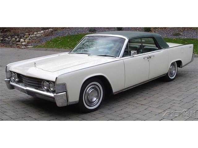 1965 Lincoln Continental   957152