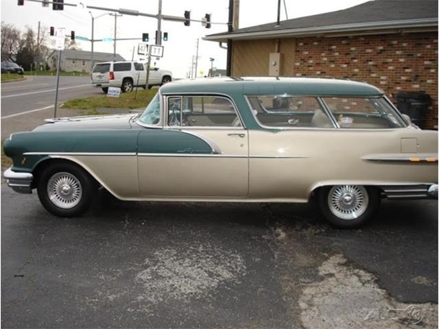 1956 Pontiac Safari   957160